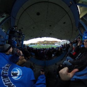 Football Université de Montréal - 2016-11-05