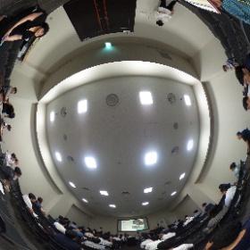 黒川塾大阪第2回、始まりました! #theta360