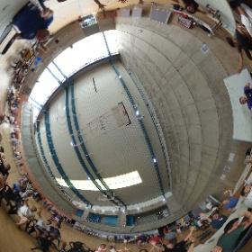 Alumnos del taller de Flone con Lot AMorós saludan en 360 grados #theta360