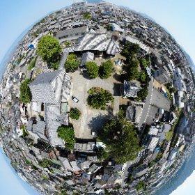 MAVIC AIR全球画像 #butterfly3d #theta360
