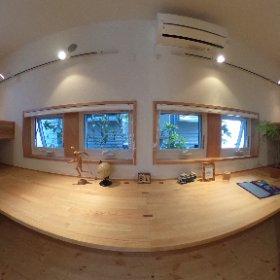 フルハウス(田園調布本町の家)子供室