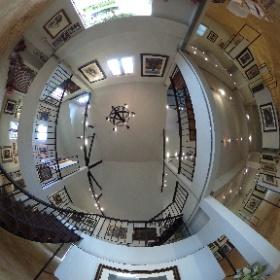 """หอศิลป์ Palazzo Pavone - http://www.relaxzy.com  พาลาซโซ่ พาโวเน่ เขาใหญ่ - Amphoe Pak Chong -  หอศิลป์ 'Palazzo Pavone'. หอศิลป์ """"Palazzo Pavone"""" อ.ประหยัด พงษ์ดำ สร้างบ้านสไตล์ทัสคานีไม่ไกลจากกรุงเทพฯ คือ เขาใหญ่ จ.นครราชสีมา #theta360"""