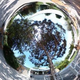 Kischte - Der Biergarten am Skatepark Tuttlingen in 360° #TUTerleben #theta360