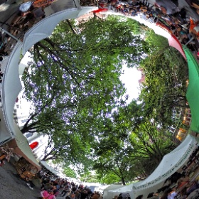 Ithaca Apple Harvest Festival 2016 - Craft Vendors #theta360