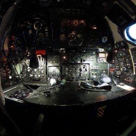 Avro Vulcan XL426 Interior