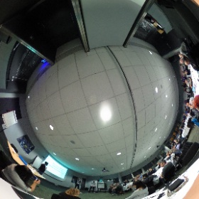 Team Venus presenting on #Collaboration at the UK MVP Community Connection day at the National @spacecentre in Leicester #MVPBuzz #theta360