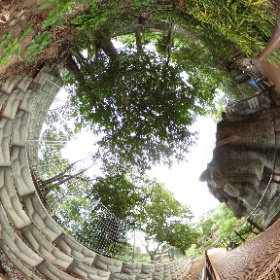 Take a Tour on our CPS 360 Angle at KaoKiaw Open Zoo#3. Product Retaining Wall.