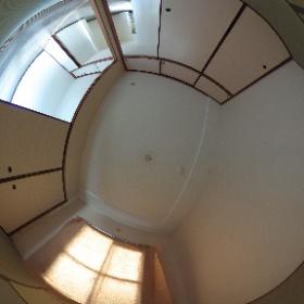 フルール大倉山103和室