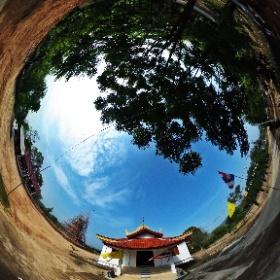 วัดพระธาตุวังซาง ( Wat Phrathat Wang Sang ) ตำบลบ้านแซว อำเภอเชียงแสน จังหวัดเชียงราย 57150 @ http://www.Wat.today/ @ http://www.วัด.ไทย/