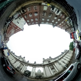 Sally at the Department of Taoiseach in Dublin | #Galway360 #CraicInGalway #theta360