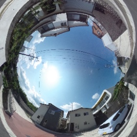 鹿児島市東坂元【新築売戸建】4LDK木造2階建全面道路 #theta360