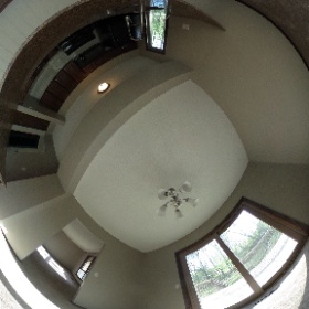 Dining room #theta360