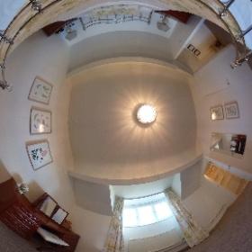 The Hayloft Bedroom 1 #theta360uk