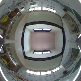 新潟市中央区千鳥湯 浴場 男湯女湯の境界から #新潟 #銭湯 #niigata #sento #theta360