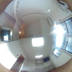 【№10296 アパート】★D-room★1LDK【名】セジュール沢里II 203【所】八戸市大字沢里字休場 #賃貸_ http://www.8463.co.jp/npist_db/show3.php?sc=32_10296  #theta360