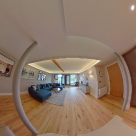 Show Apartment at Horace Mills, The Motor Works, Cononley. #theta360 #theta360uk