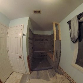 Friday bathroom update #theta360
