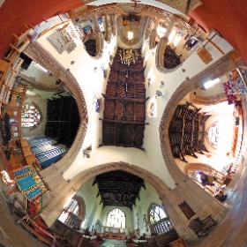 St. Peters Church, Oundle #theta360