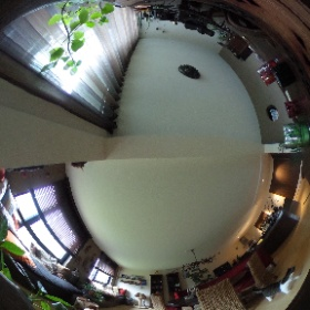 home sweet home... #theta360