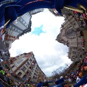 Rosenmontag in 360 Grad!