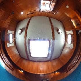 38' Mariner Master Stateroom #theta360