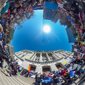 #Rally against #RFRA #Indy #theta360