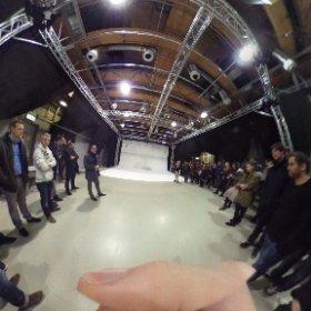Führung durch die #CreativeForgeBavaria in 360grad