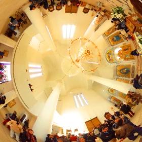 Cathédrale Orthodoxe - Paris #theta360 #theta360fr
