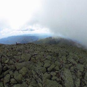 Mt Washington, NP White Mountains. #theta360
