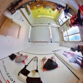 PRAGUE DESIGN WEEK 2019, expozice MULIBAGS.CZ, náměstí Republiky 7, Praha 1, trvání do 21.4. 2019. foto © PetrSalek.com, ARTmagazin.eu. #theta360