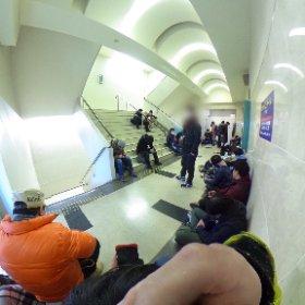 PSVR買いにヨドバシ来てます #snow3d #theta360