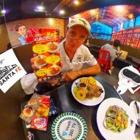 Santa fe Steakhouse in basement of T21 shopping Mall Bangkok the challenge for you..  beat the price in Bangkok and a modern shopping mall, SM hub https://goo.gl/LB5vYb #butterflies3d
