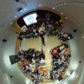 Happy #devfestedu education and developers professionals sharing knowledge for a better 360 world @mirplay #theta360