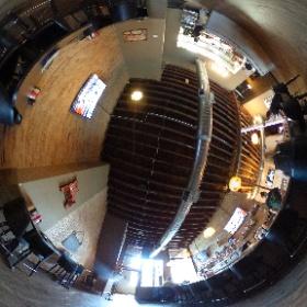 Main Street BBQ Lowell MI #theta360