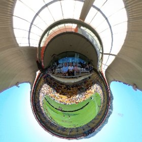 Best view in the house for the Sevens! #NZ7s #theta360