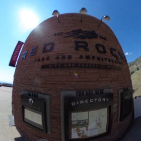 Red Rocks #theta360