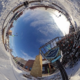 #CheckpointMN location #WestEnd shopping area #OnlyinMN #theta360