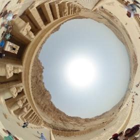 エジプト、ハトシェプスト葬祭殿