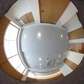 トキオン西麻布/洋室2/1K/79.20㎡/3F/360°内見画像  http://ebisu-fudousan.com/rent/2125/  #六本木 #広尾 #賃貸   #theta360