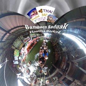 Damnoen Saduak Floating Market 80km from Bangkok city, details Thaibis Popular tours  https://goo.gl/ILyraL BEST HASHTAGS #DamnoenSaduakFloatingMarket   #BkkFloatingMarkets  #firefly3d