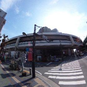 2018大山東町交差点(東京都板橋区) #theta360