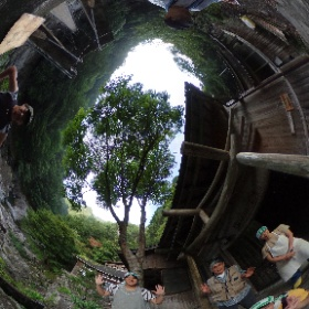 大杉谷 桃の木山の家 360VR