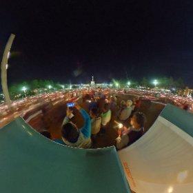 Fátima Tonight #firefly3d #theta360