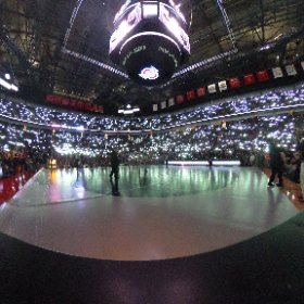The Best Fans in the Land LIGHT UP THE SCHOTT before Buckeye Kyle Snyder takes the mat vs. No. 1 Penn State Friday, Feb. 3, 2017.