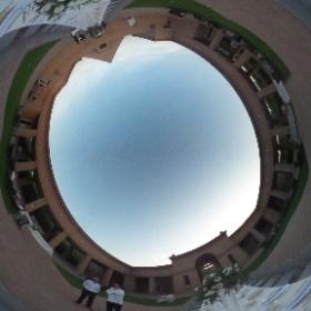 matrimonio al labirinto  quasi pronto!! #theta360 #theta360it