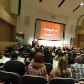 Looking forward to #canvascon #theta360