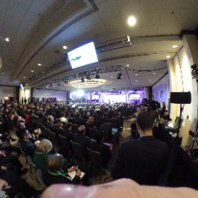 Australian Prime Minister Turnbull addresses American governors emphasizing importance of bilateral partnership #theta360
