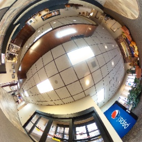 Welcome to the Dunvegan Inn & Suites Lobby #theta360