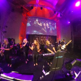 Saturday night at The Real Oktoberfest at OPEN in Norwich. #theta360