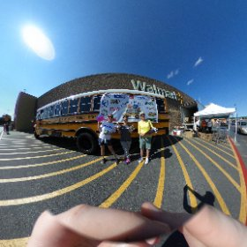 Come see us at your local area Wal-Mart to stuff the Bus! Thanks Harrisonburg for all your support <3 @UnitedWayHR